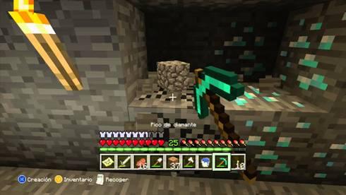 minar en minecraft