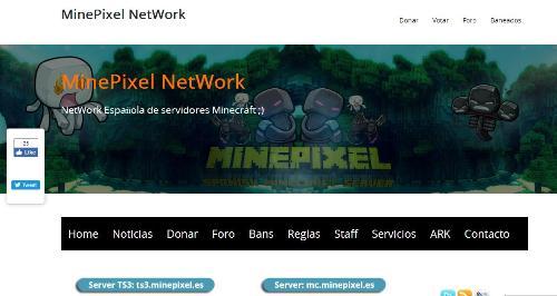 minepixel-network