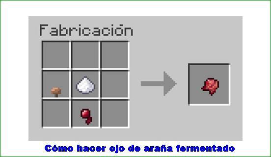 pocion-ojo-de-araña-fermentado-minecraft